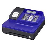 CASIO Cash Register [SE-G1] - Blue - Cash Register
